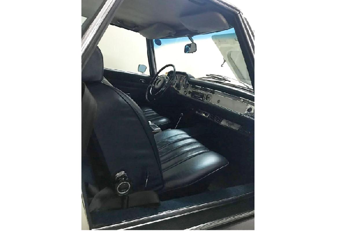 Chi tiet xe sang Mercedes-Benz 280 SL hon 50 tuoi tai Viet Nam-Hinh-5