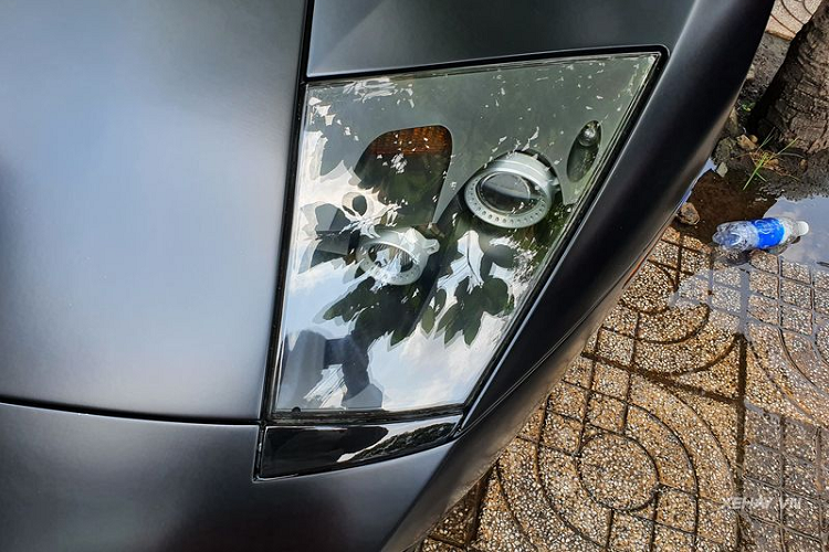 Sieu xe Lamborghini Murcielago SV mot thoi cua dai gia Minh nhua-Hinh-4