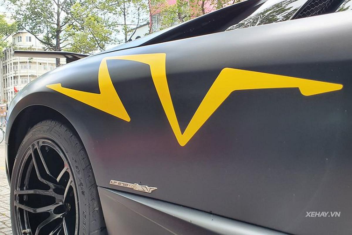 Sieu xe Lamborghini Murcielago SV mot thoi cua dai gia Minh nhua-Hinh-5