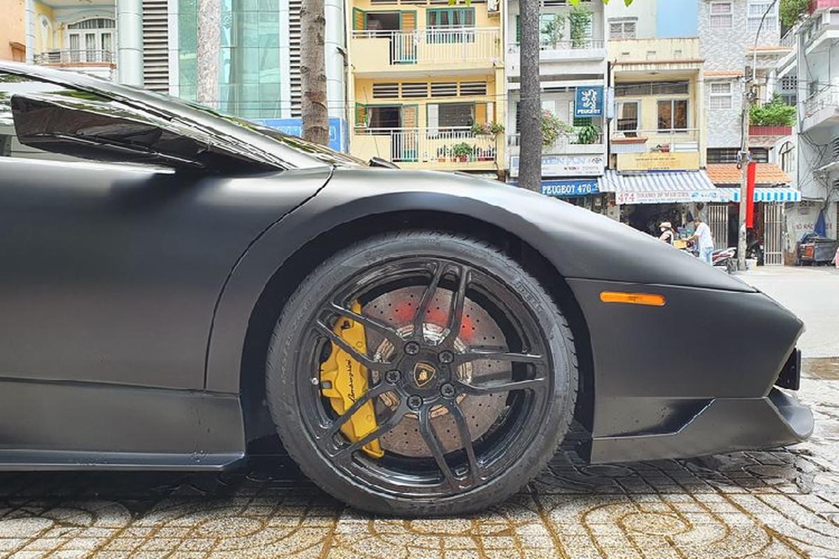 Sieu xe Lamborghini Murcielago SV mot thoi cua dai gia Minh nhua-Hinh-6