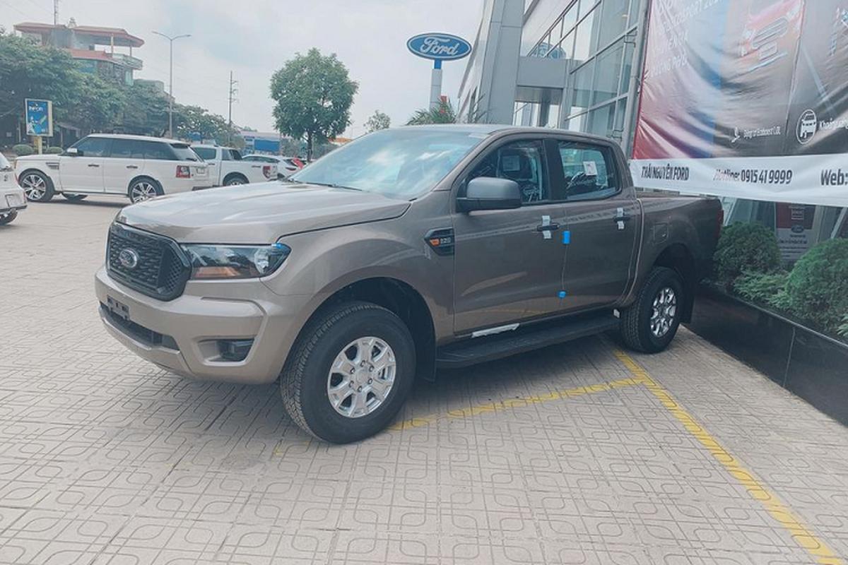 "Ford Ranger 2021 tu 616 trieu dong ve ""ngap kho"" dai ly-Hinh-6"