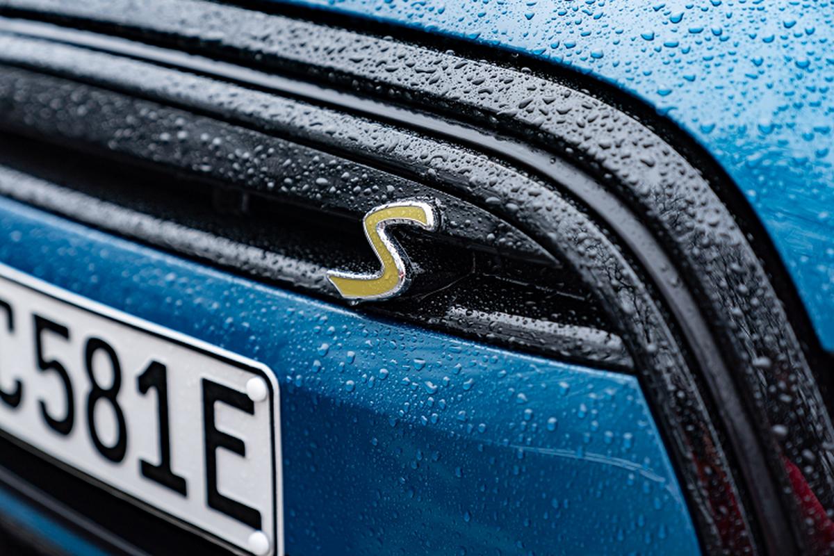 Chi tiet MINI Cooper SE Electric Collection 2021 vua ra mat-Hinh-8