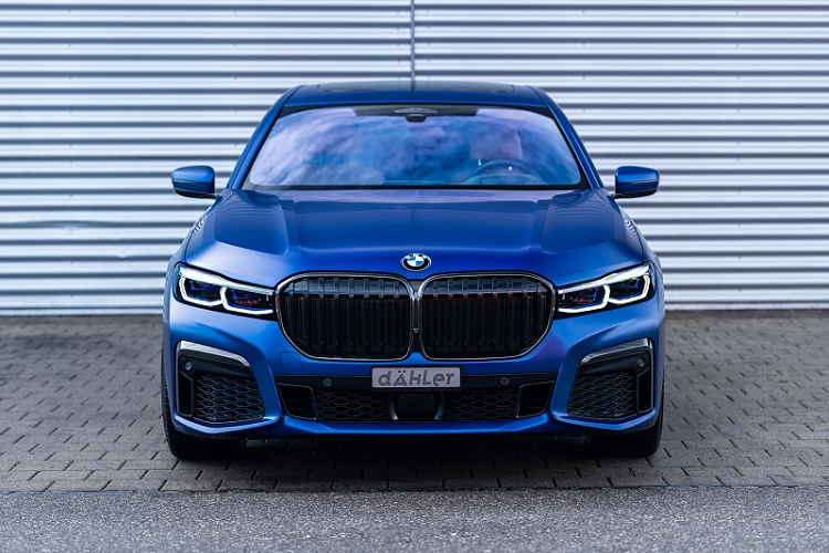 Chiec BMW 745Le xDrive cu nay manh hon ca M3 Competition 2021 moi-Hinh-5