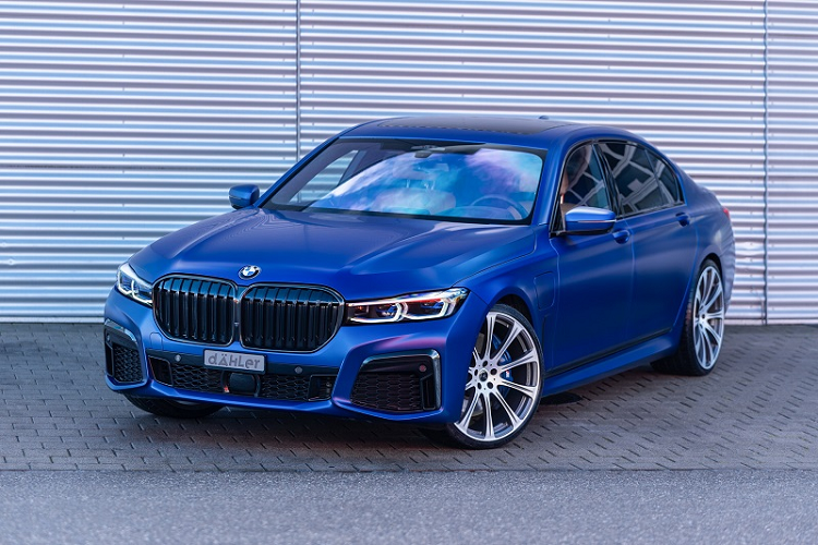 Chiec BMW 745Le xDrive cu nay manh hon ca M3 Competition 2021 moi