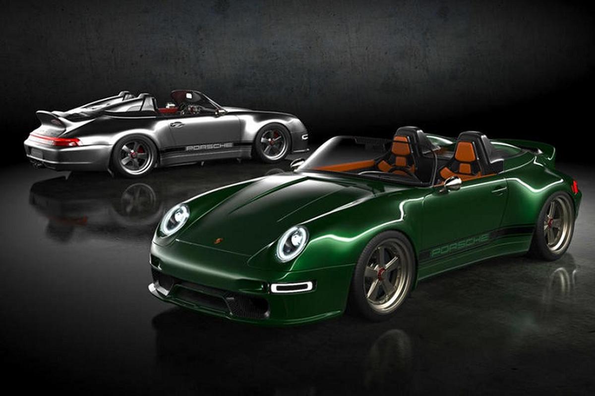 Gunther Werks 993 Speedster Remastered, Porsche 911 sieu dep-Hinh-7