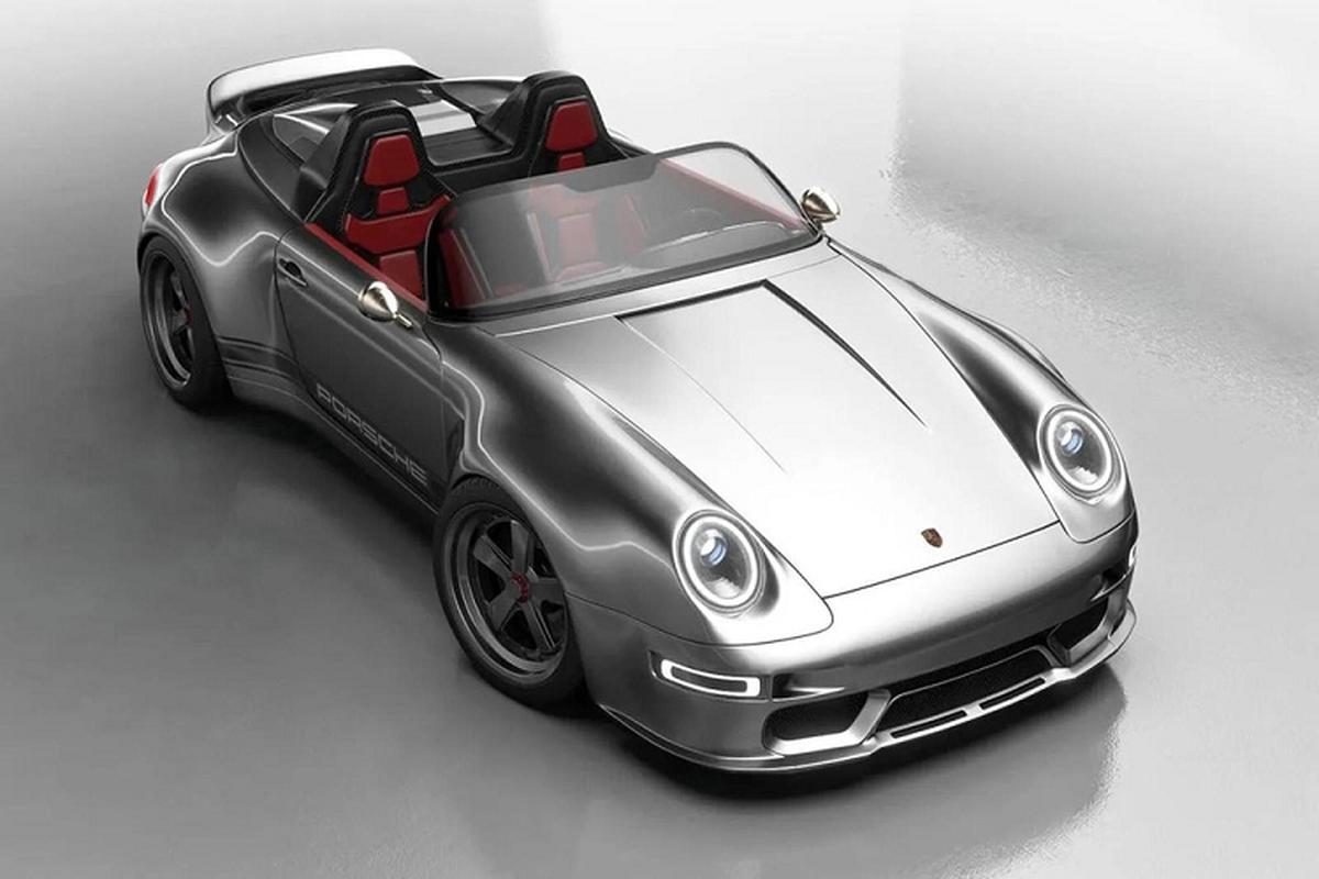 Gunther Werks 993 Speedster Remastered, Porsche 911 sieu dep