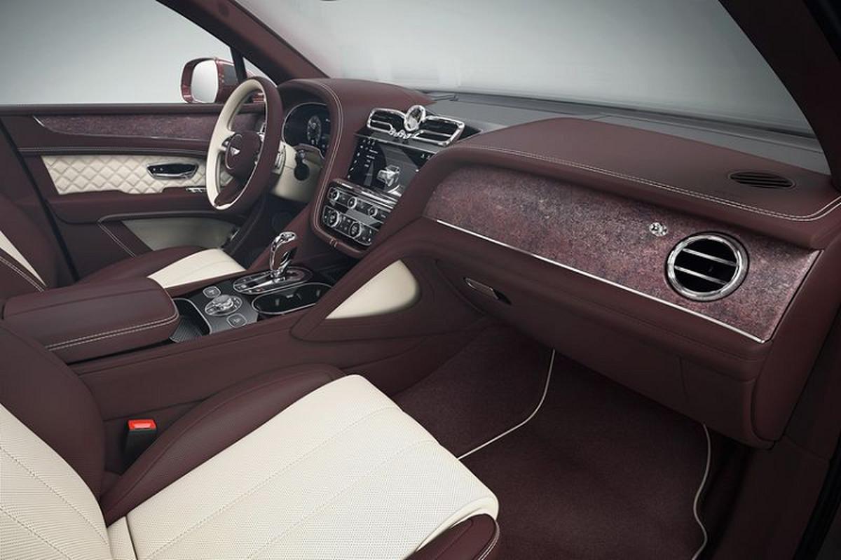 SUV sieu sang Bentley Bentayga co kha nang ca nhan hoa vo bien-Hinh-2