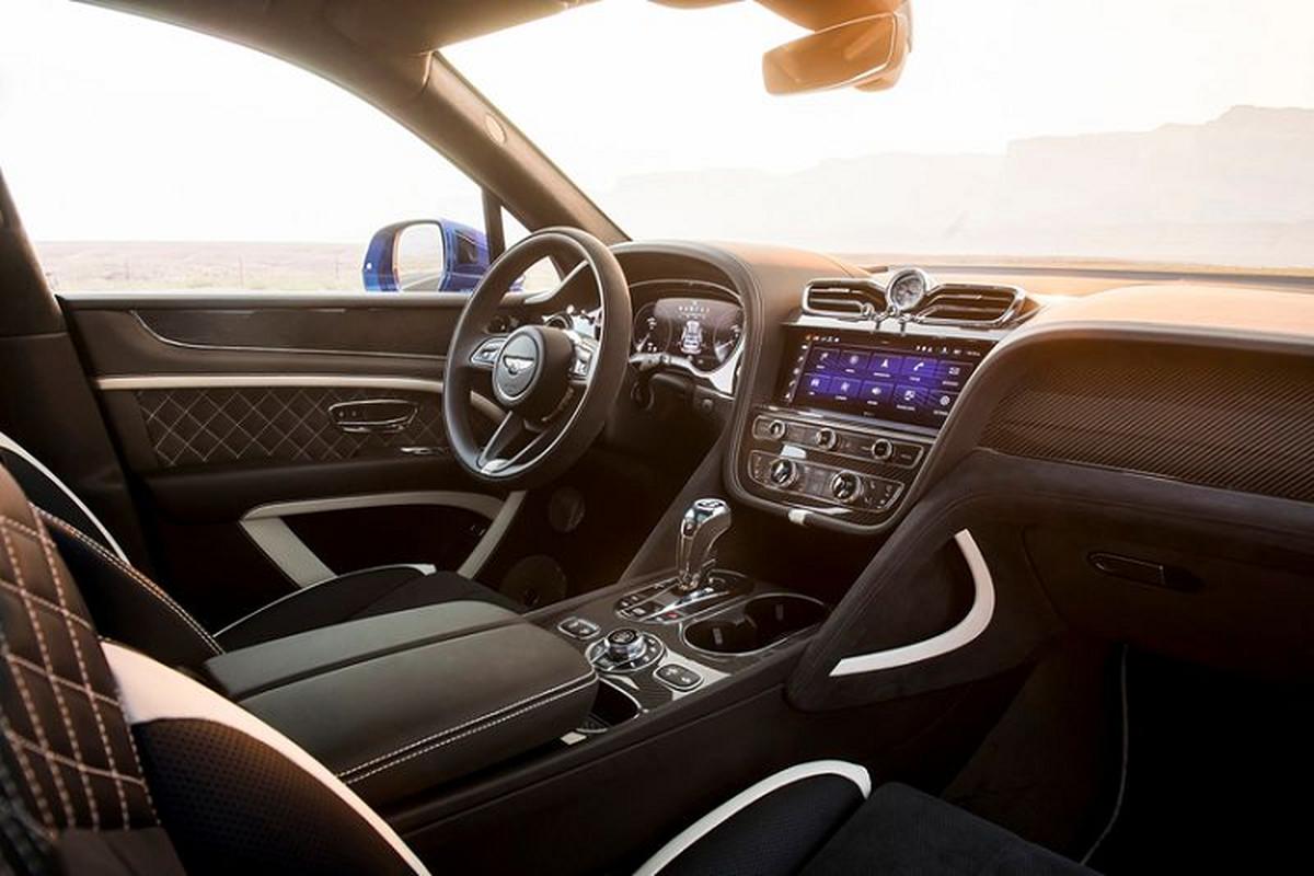 SUV sieu sang Bentley Bentayga co kha nang ca nhan hoa vo bien-Hinh-8