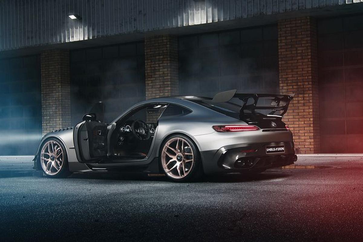 Mercedes-AMG GT Black Series 2021 so huu bo mam gan nua ty dong-Hinh-5