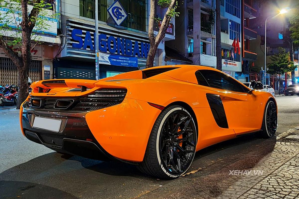 Dai Gia Can Tho ban McLaren 650S Spider in Sai Gon-Hinh-6