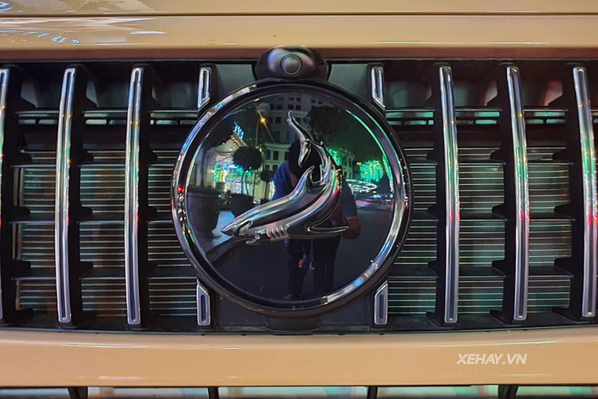 Sai Gon: Dien kien Mercedes-AMG G63 do TopCar cuc hiem-Hinh-5