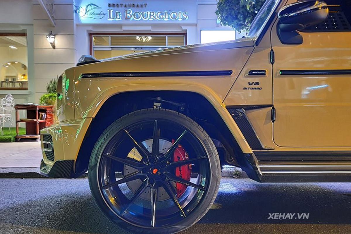 Sai Gon: Dien kien Mercedes-AMG G63 do TopCar cuc hiem-Hinh-6