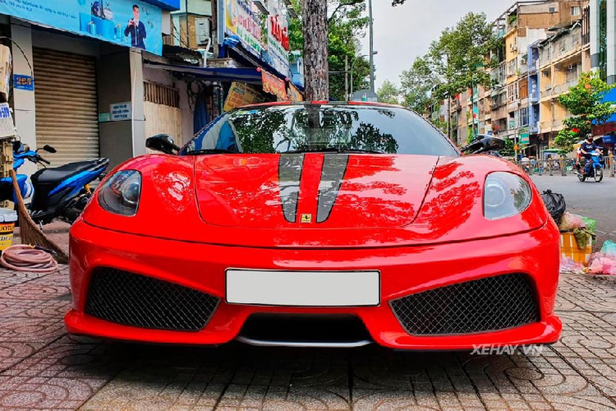 Sieu xe Ferrari F430 Scuderia '