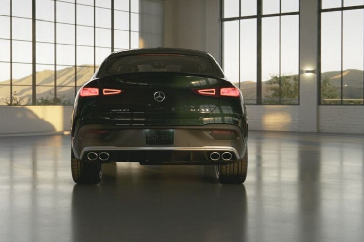 Mercedes-AMG GLE Coupe 2021 sap ve Viet Nam, khoang 5,5 ty dong-Hinh-7