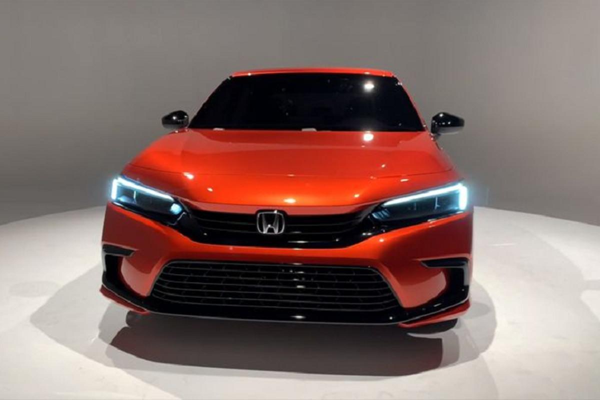 Ro ri bang mau va thong so cua mau Honda Civic 2022-Hinh-2