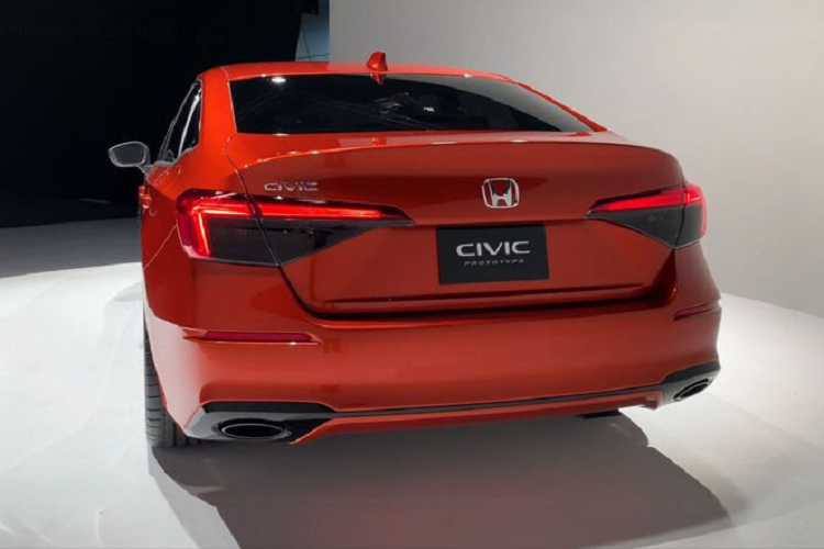 Ro ri bang mau va thong so cua mau Honda Civic 2022-Hinh-3