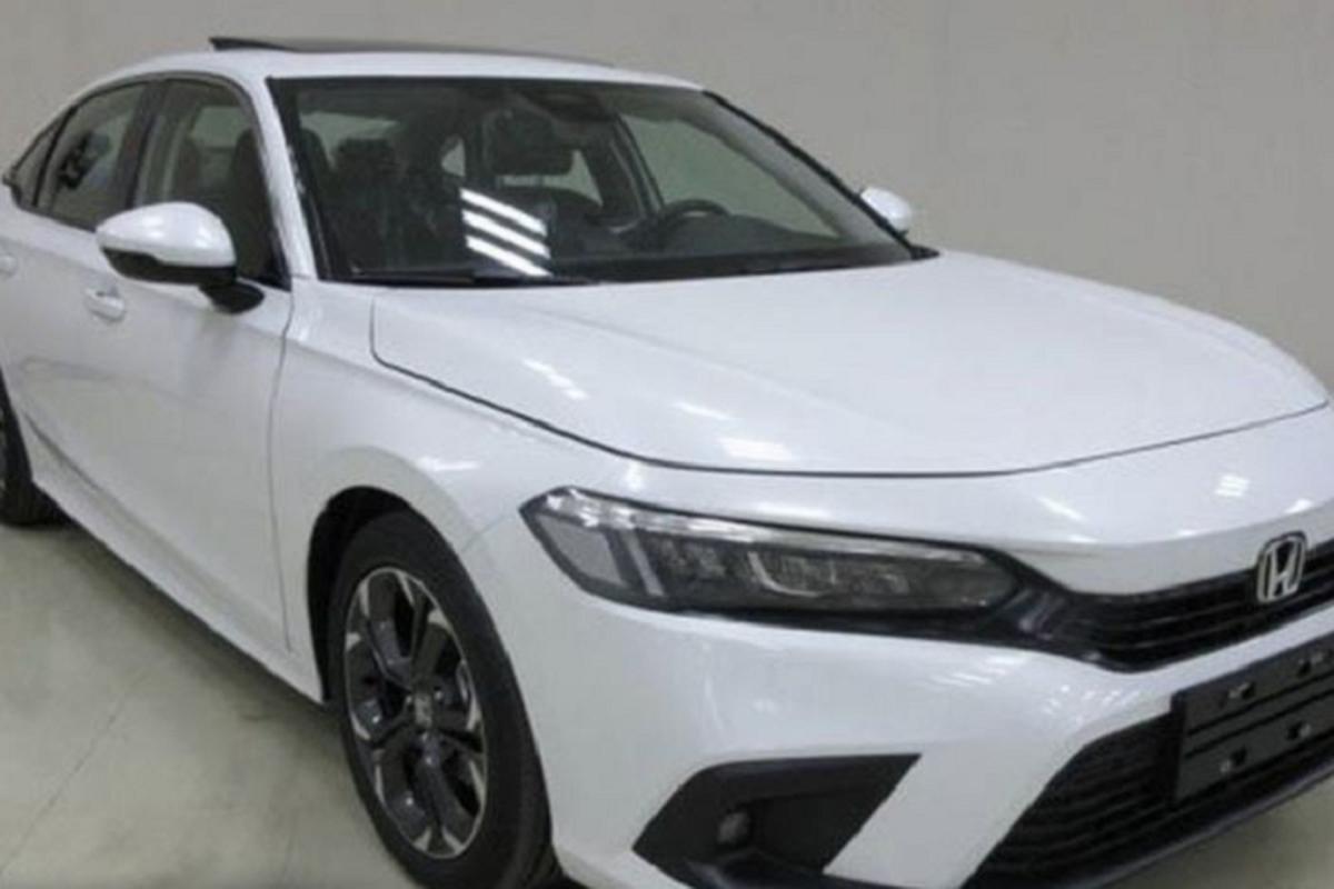 Ro ri bang mau va thong so cua mau Honda Civic 2022-Hinh-4