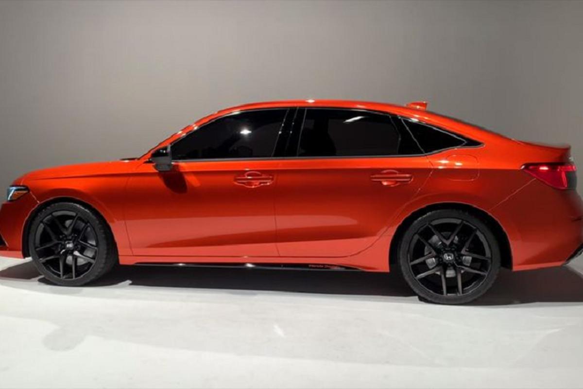 Ro ri bang mau va thong so cua mau Honda Civic 2022-Hinh-5
