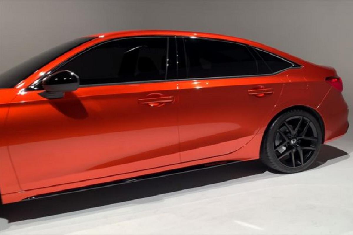 Ro ri bang mau va thong so cua mau Honda Civic 2022-Hinh-6