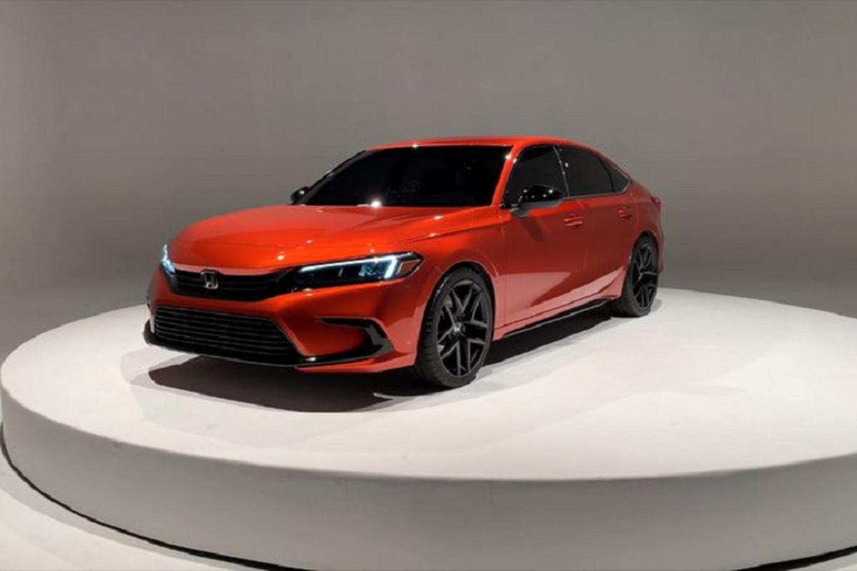Ro ri bang mau va thong so cua mau Honda Civic 2022-Hinh-7