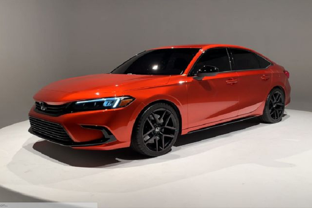 Ro ri bang mau va thong so cua mau Honda Civic 2022
