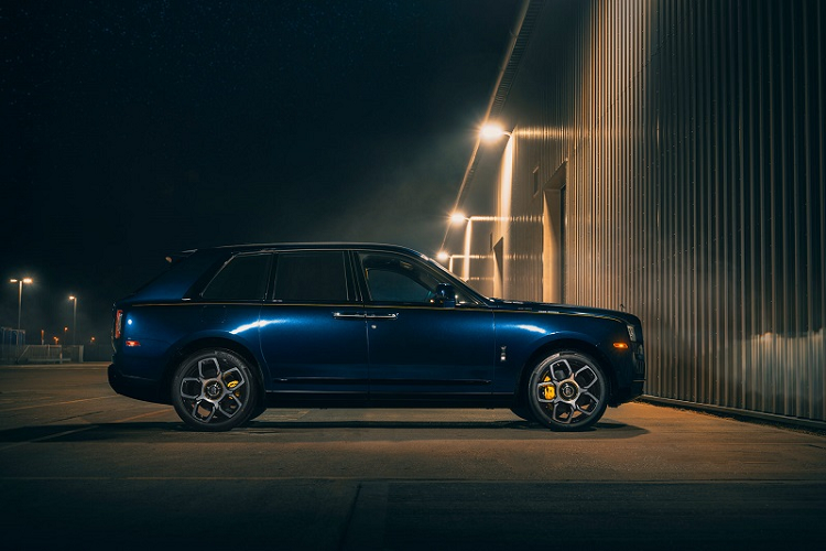 What does the Super SUV Rolls-Royce Cullinan of PCT signed with Google? -Hinh-3