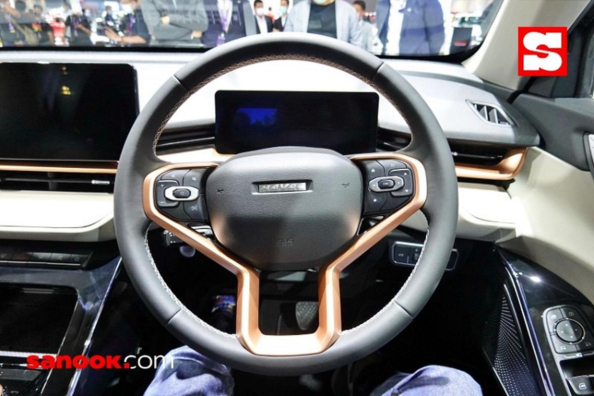 Haval H6 Hybrid 2021 cua Trung Quoc co cua