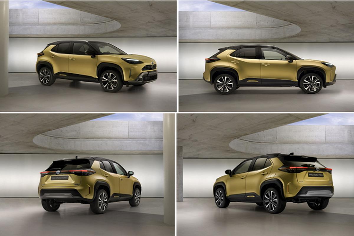 Chi tiet Toyota Yaris Cross Adventure 2021 vua ra mat-Hinh-2
