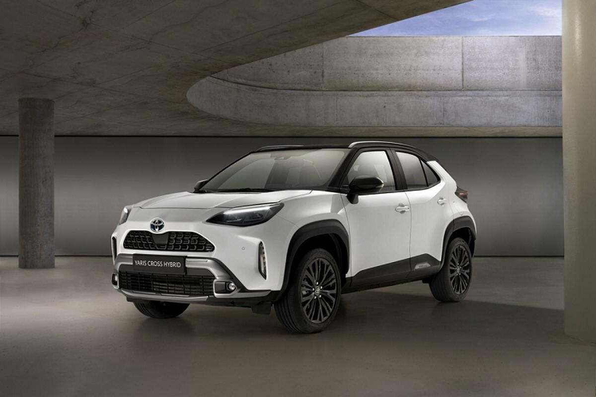 Chi tiet Toyota Yaris Cross Adventure 2021 vua ra mat-Hinh-7