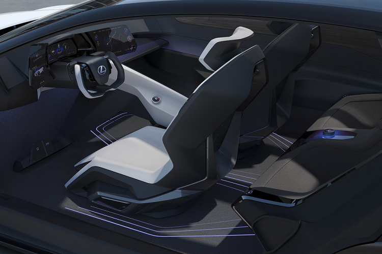 Three luxury cars to Audi, BMW and Lexus produce electric cars-Hinh-10