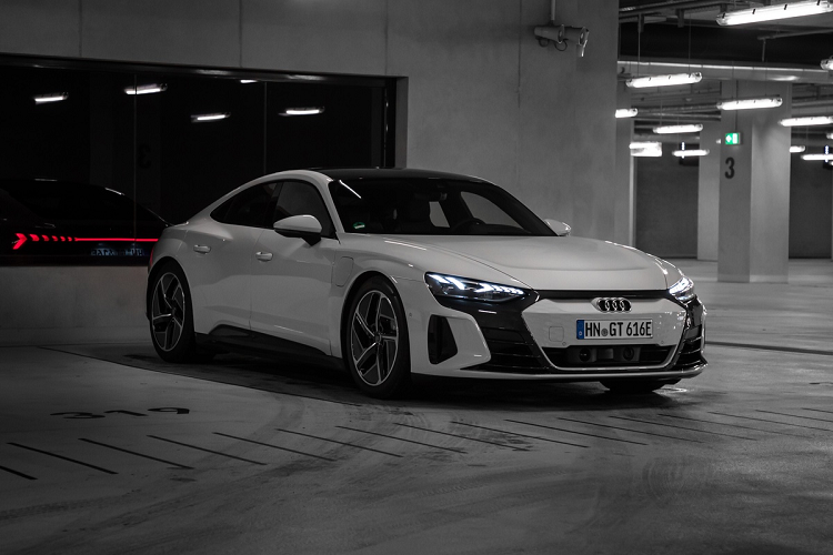 Three luxury cars to Audi, BMW and Lexus produce electric cars-Hinh-2