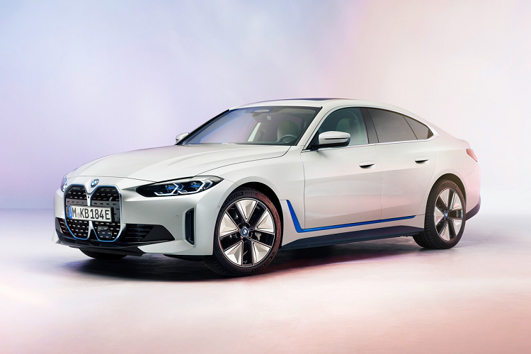 Three luxury cars to Audi, BMW and Lexus produce electric cars-Hinh-5
