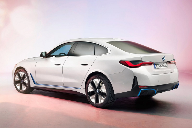 Three luxury cars to Audi, BMW and Lexus produce electric cars-Hinh-6