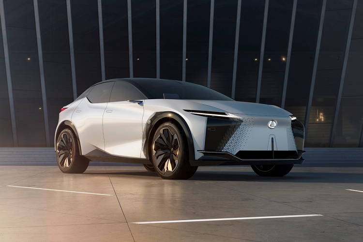 Three luxury cars to Audi, BMW and Lexus produce electric cars-Hinh-8