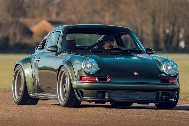 Chiec xe co Porsche 911 DLS nay chao ban toi 41,5 ty dong