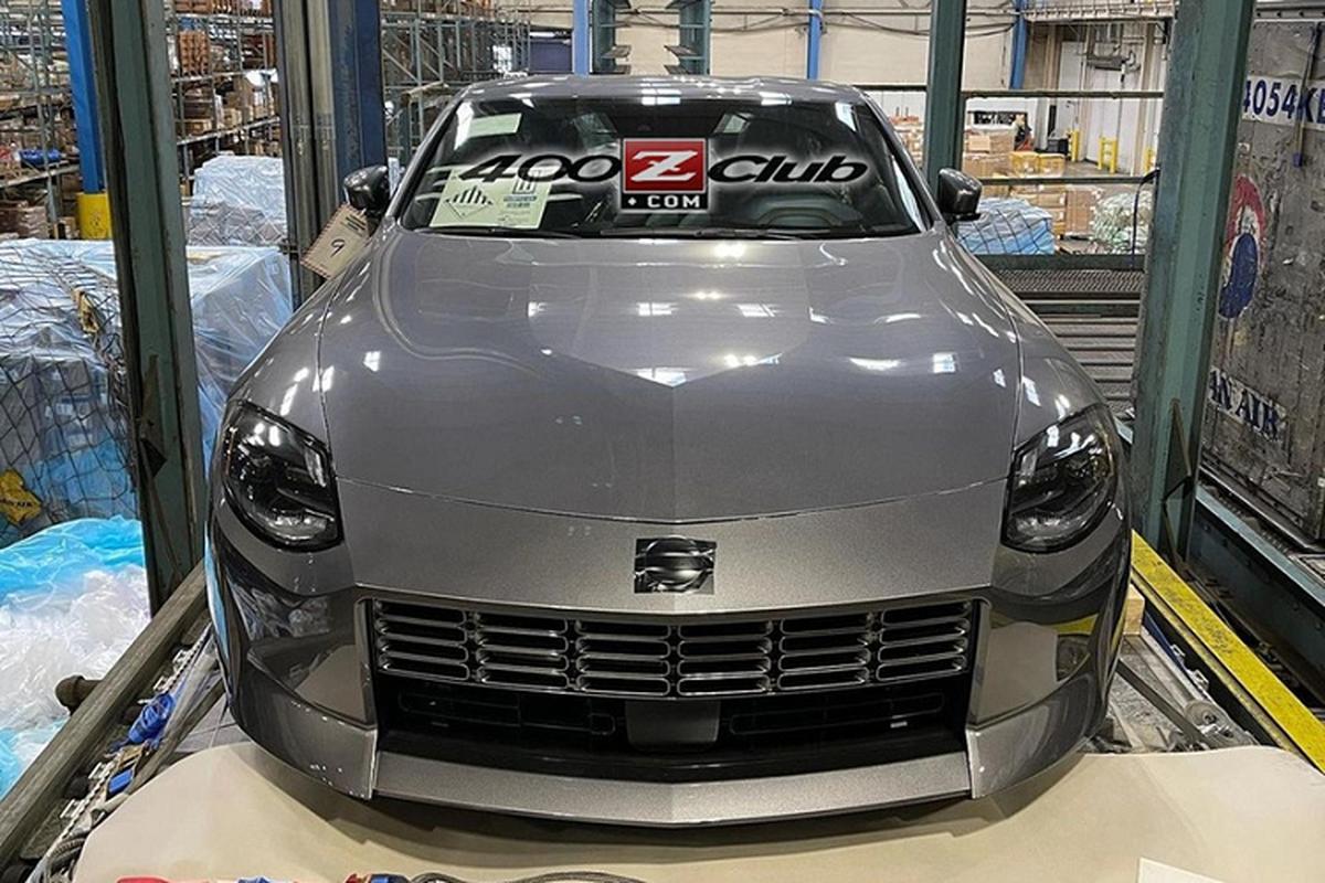 Sieu xe Nhat Ban - Nissan Z 2022 moi