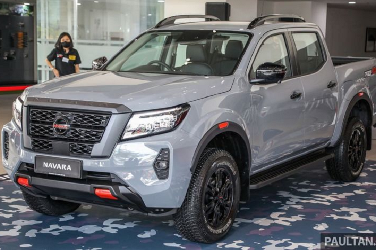 Nissan Navara PRO-4X launched in Malaysia, Vietong for-Hinh-12