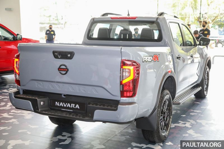 Nissan Navara PRO-4X launched in Malaysia, the Vietnamese player for the picture-4