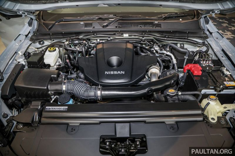Nissan Navara PRO-4X launched in Malaysia, the Vietnamese player for the picture-8