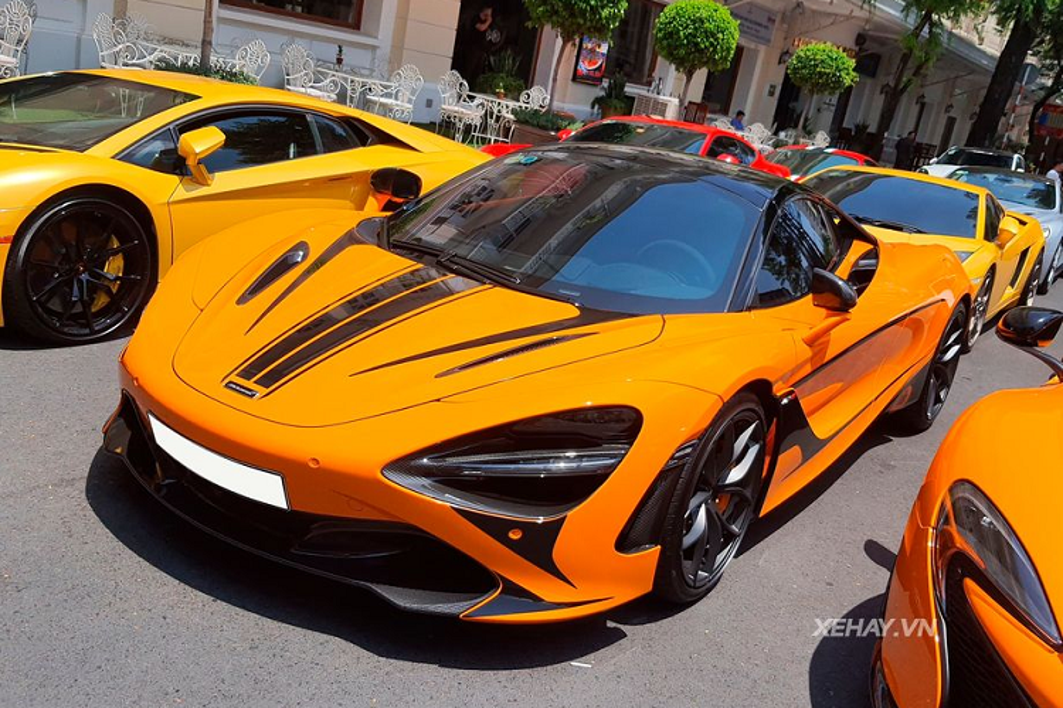 McLaren 720S Spider hon 23 ty cua  Doan Di Bang