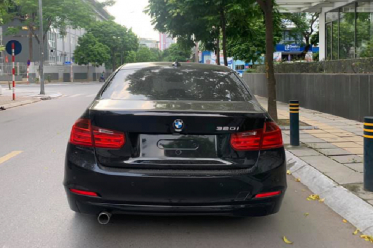 Should you want a car to BMW 320i 2014, more than 600 million in Vietnam? -Hinh-2