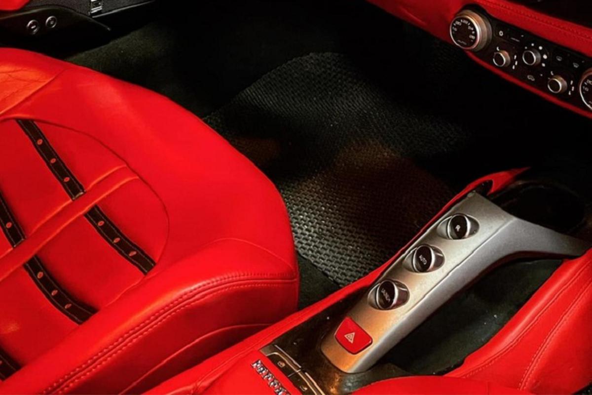 Ferrari 488 GTB of Tuan Hung Nam is good looking, ban 13 dong-Hinh-5
