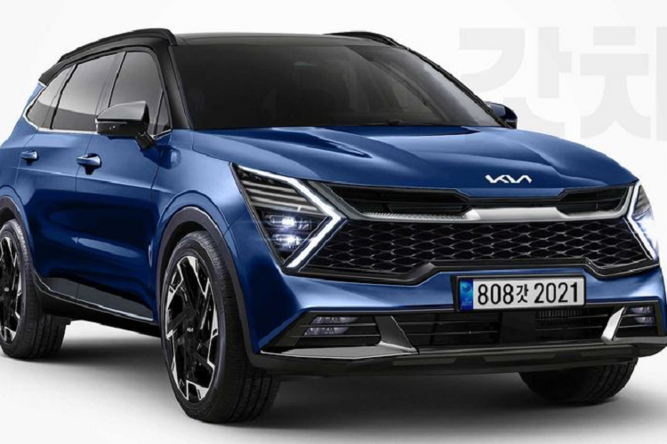 The Kia Sportage 2022 will have a new look and feel, the