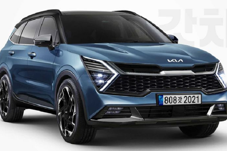 The Kia Sportage 2022 will have a new look, the