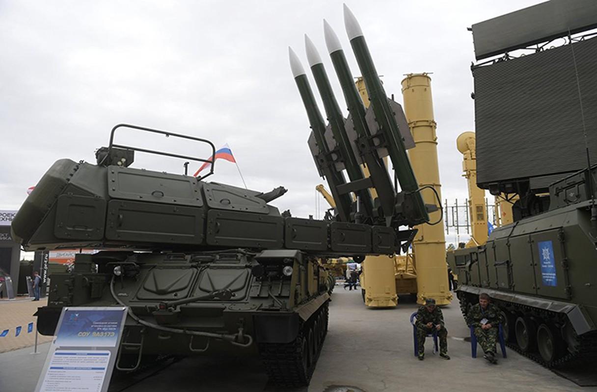 Loat anh tuyet dep, an tuong trien lam Army-2016 o Nga-Hinh-11