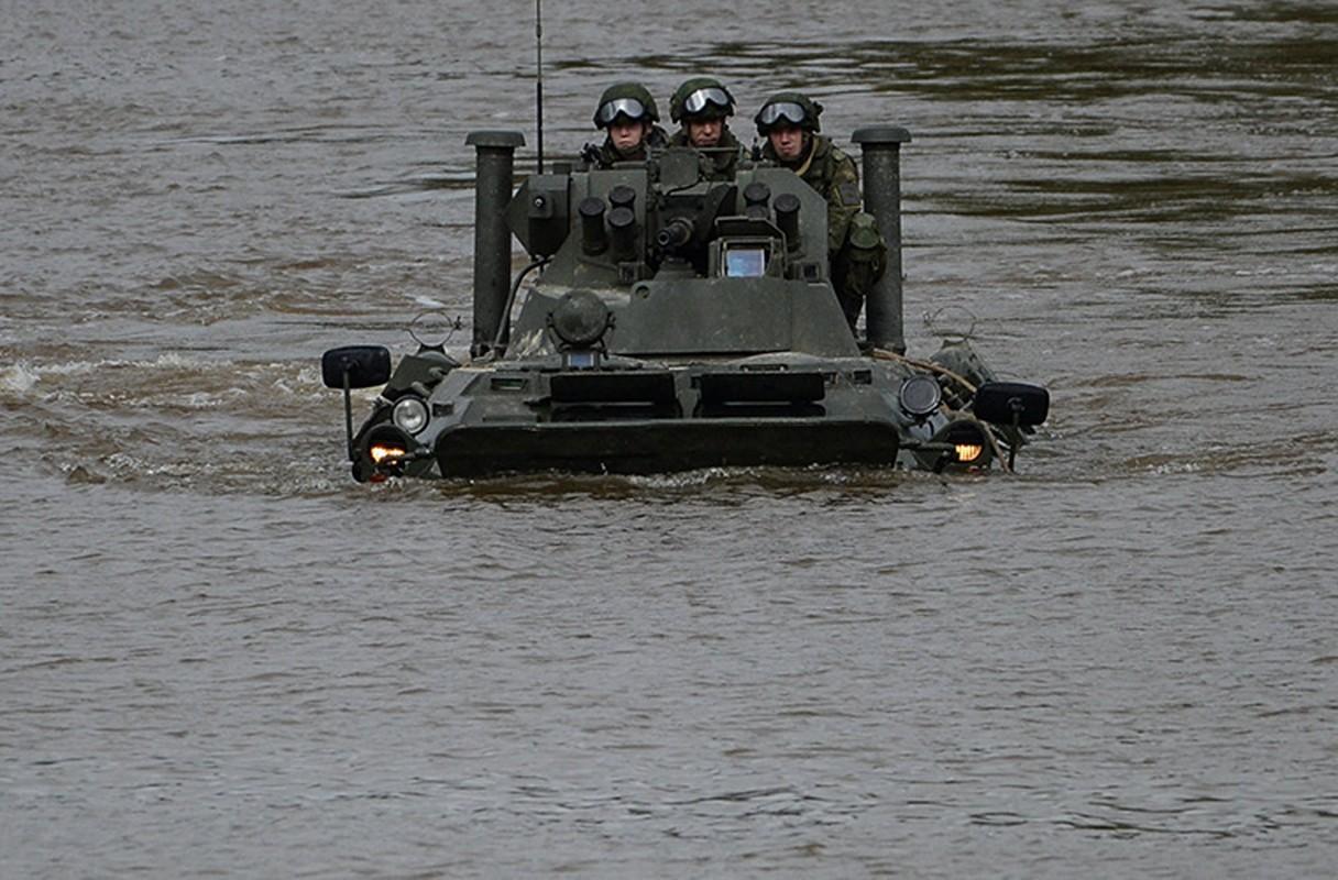 Loat anh tuyet dep, an tuong trien lam Army-2016 o Nga-Hinh-14