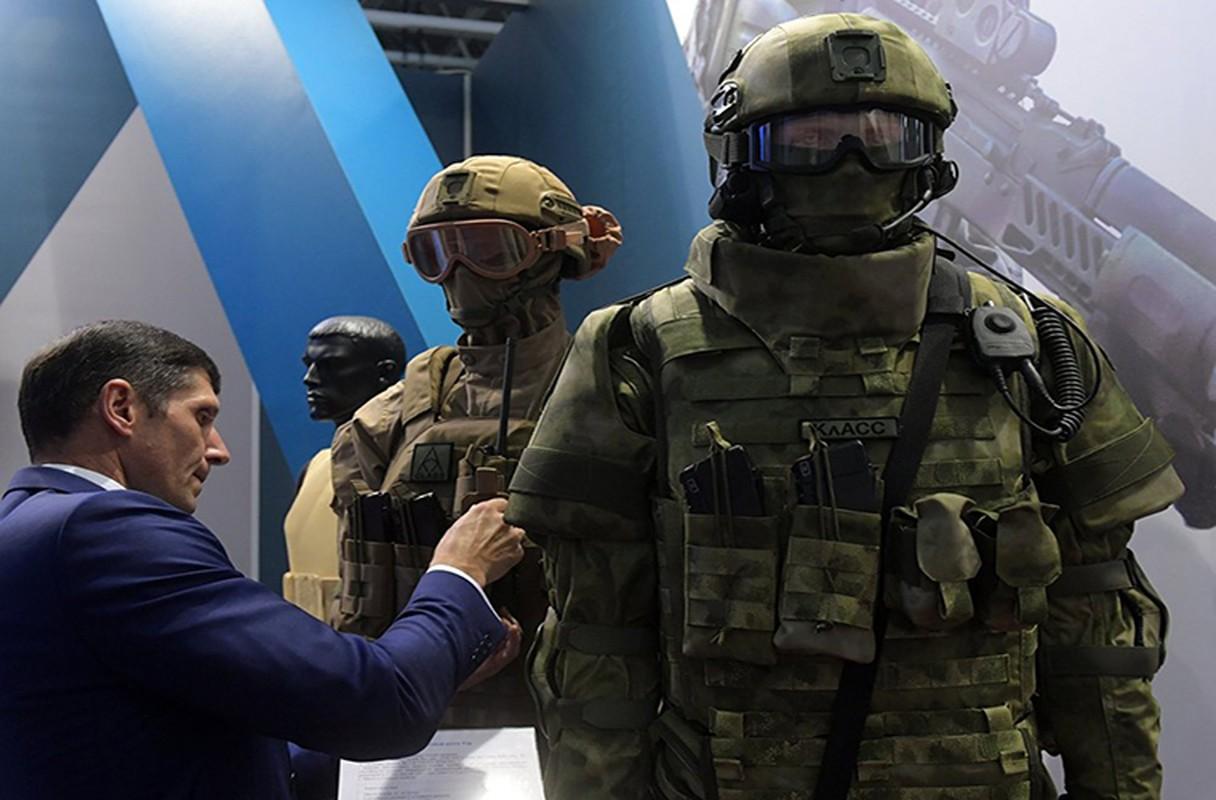 Loat anh tuyet dep, an tuong trien lam Army-2016 o Nga-Hinh-17