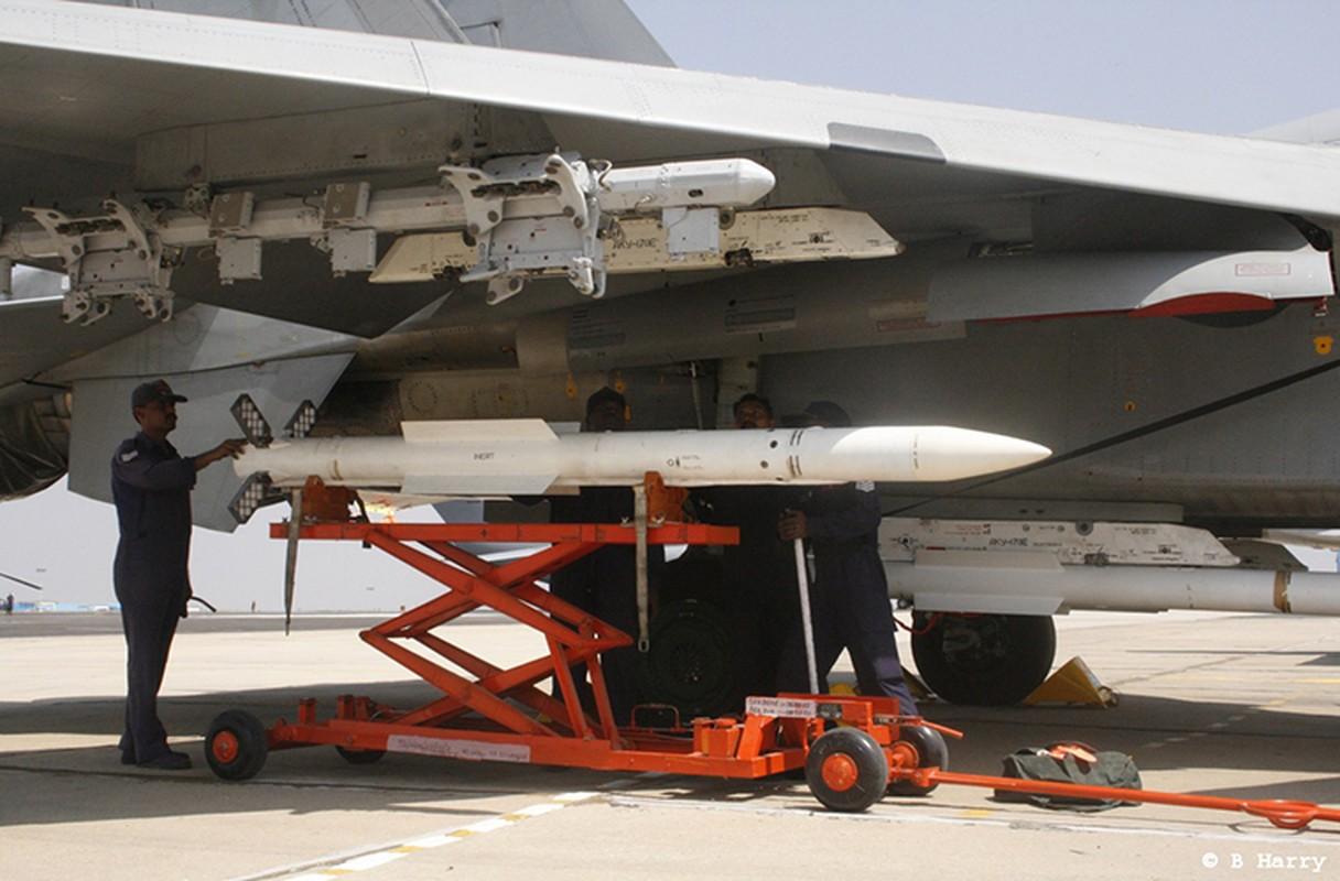 MiG-29 Syria mang ten lua R-77, My-Israel khong dam lam lieu?-Hinh-3