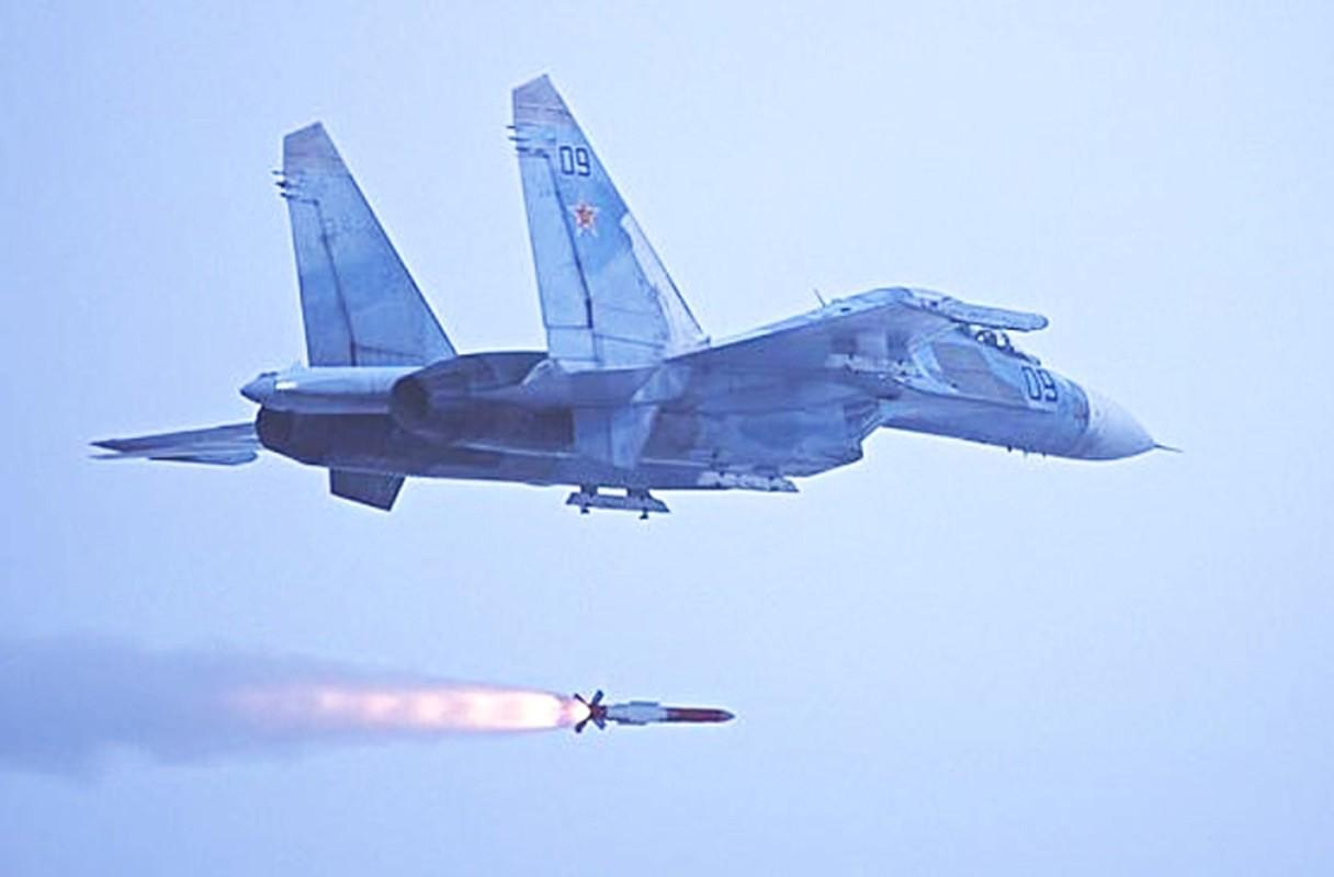 MiG-29 Syria mang ten lua R-77, My-Israel khong dam lam lieu?-Hinh-6