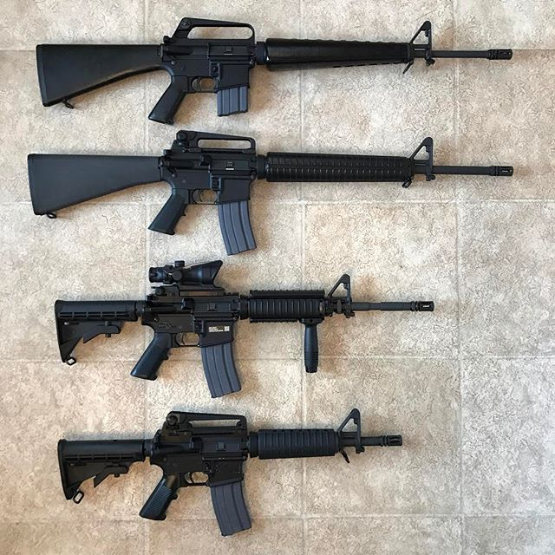 Cuoc gap go day duyen no giua cha de AK-47 va cha de M-16-Hinh-14